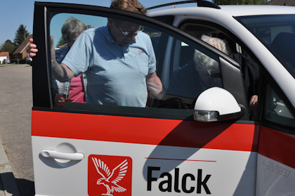 Falck persontransport